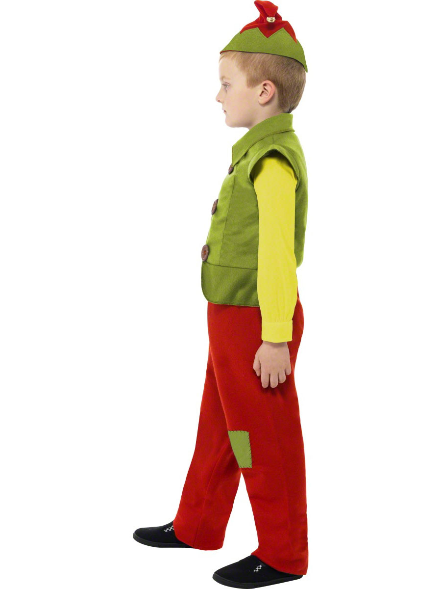 The Boys Elf On The Shelf Costume is perfect for putting together your Christmas enemble. Wholesale Halloween Costumes will provide what you need, not limited to Halloween!