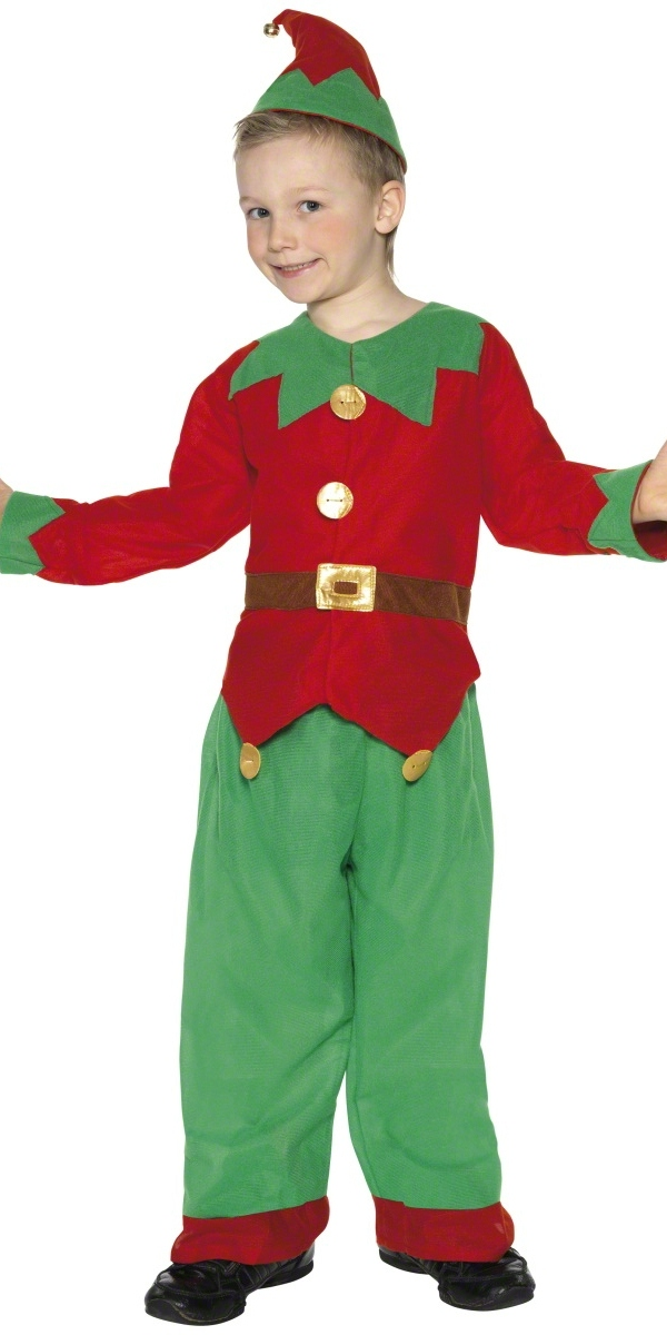 Child Elf Costume · VIEW FULL IMAGE  sc 1 st  Fancy Dress Ball & Child Elf Costume - 24507 - Fancy Dress Ball