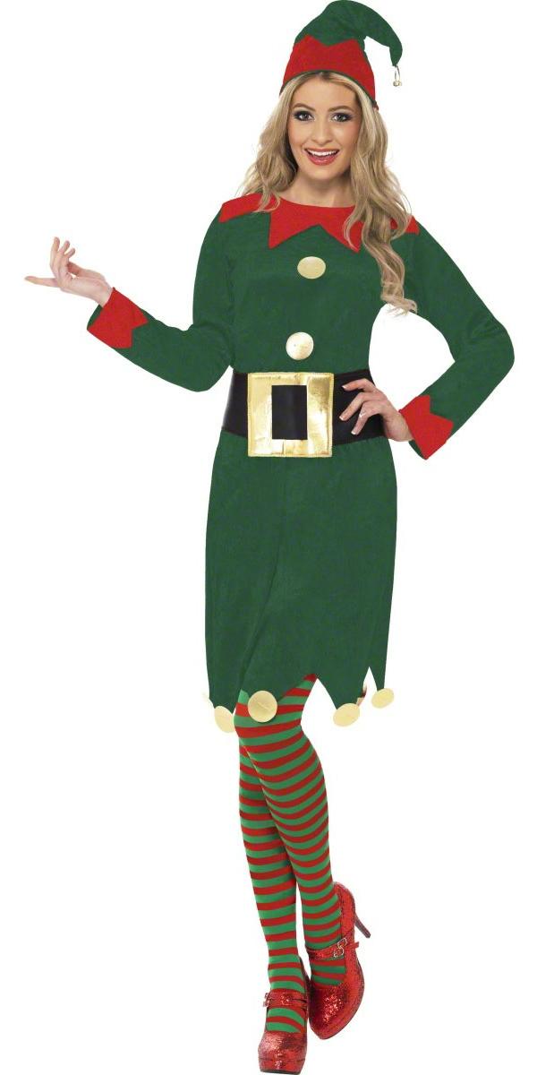 Elf Costume - 31995 - Fancy Dress Ball