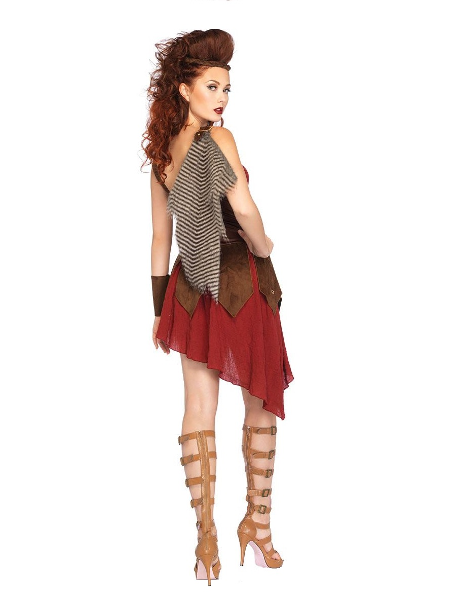 adult deadly huntress costume - 85131 - fancy dress ball