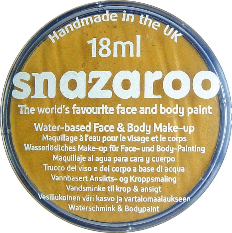 Snazaroo Metallic Face Paint