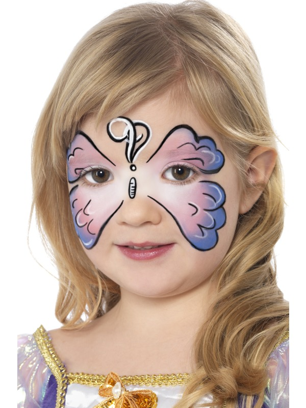 Childrens Face Painting Palette 24410 Fancy Dress Ball