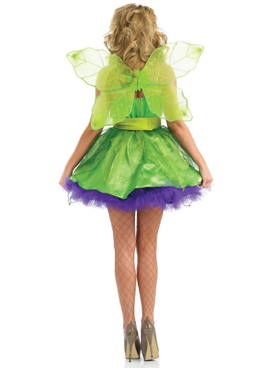Adult Fairy Nymph Costume Fs3181 Fancy Dress Ball