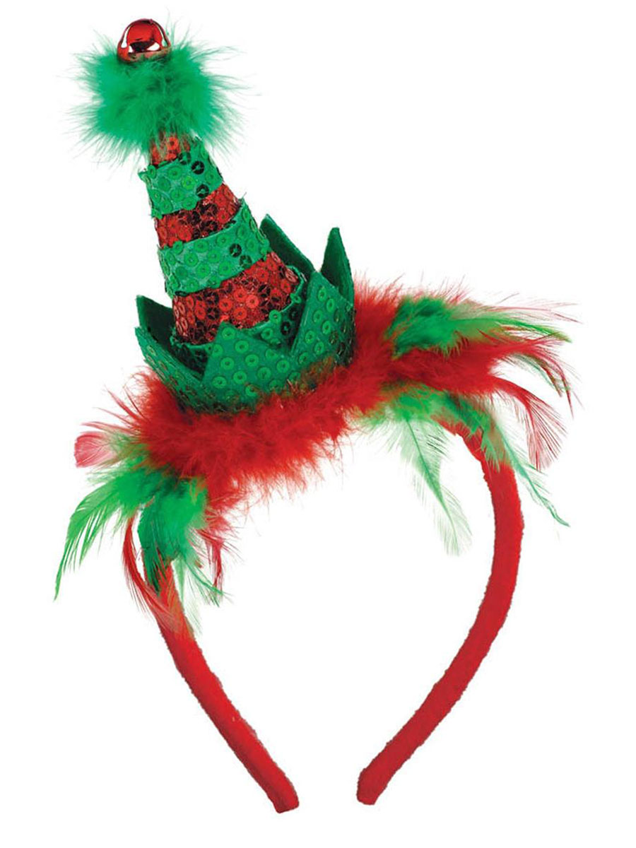 Fashion Elf Headband 398817 Fancy Dress Ball