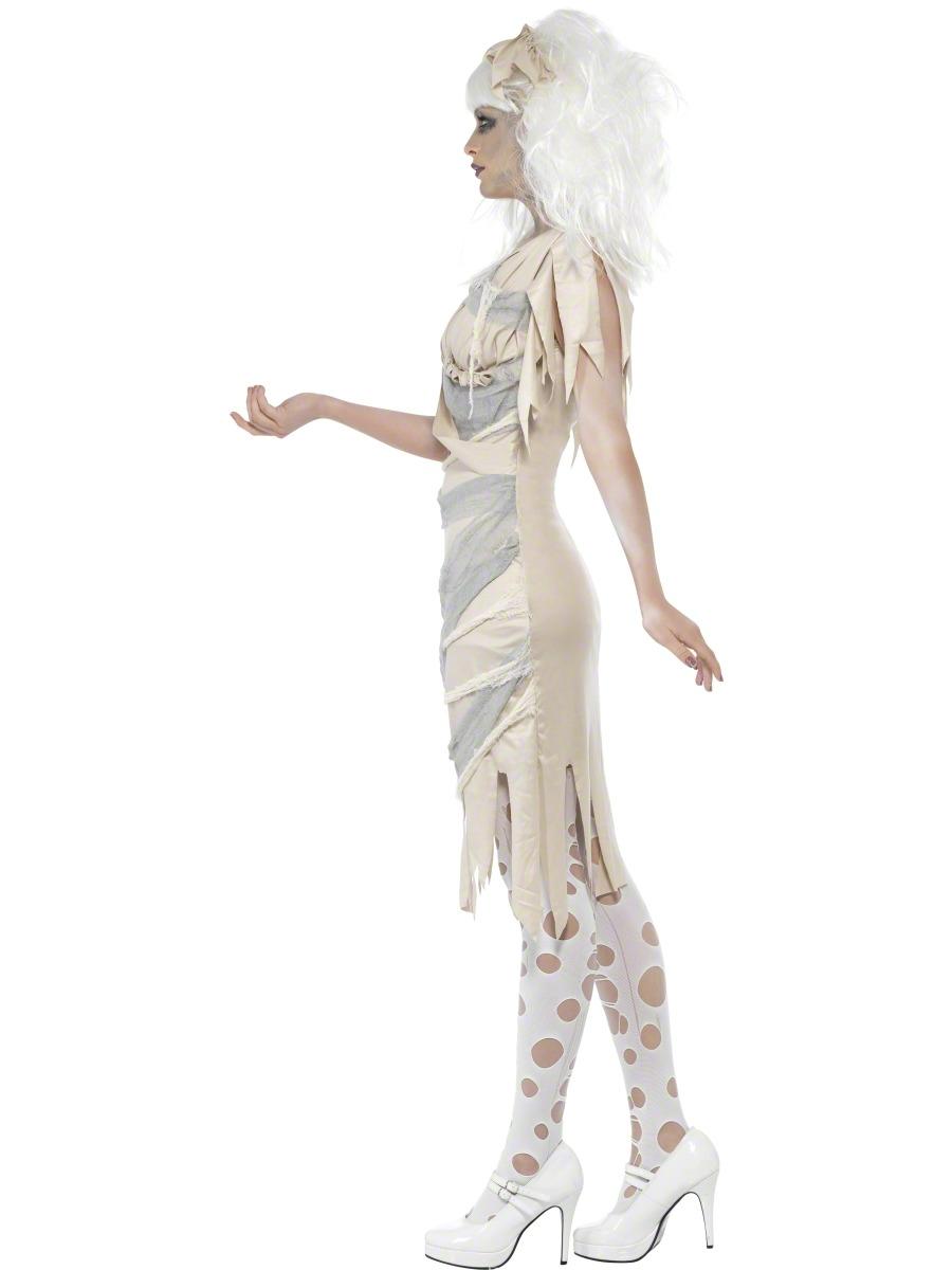 Adult Mummy Ladies Costume - Back View · VIEW FULL IMAGE  sc 1 st  Fancy Dress Ball & Adult Mummy Ladies Costume - 23142 - Fancy Dress Ball