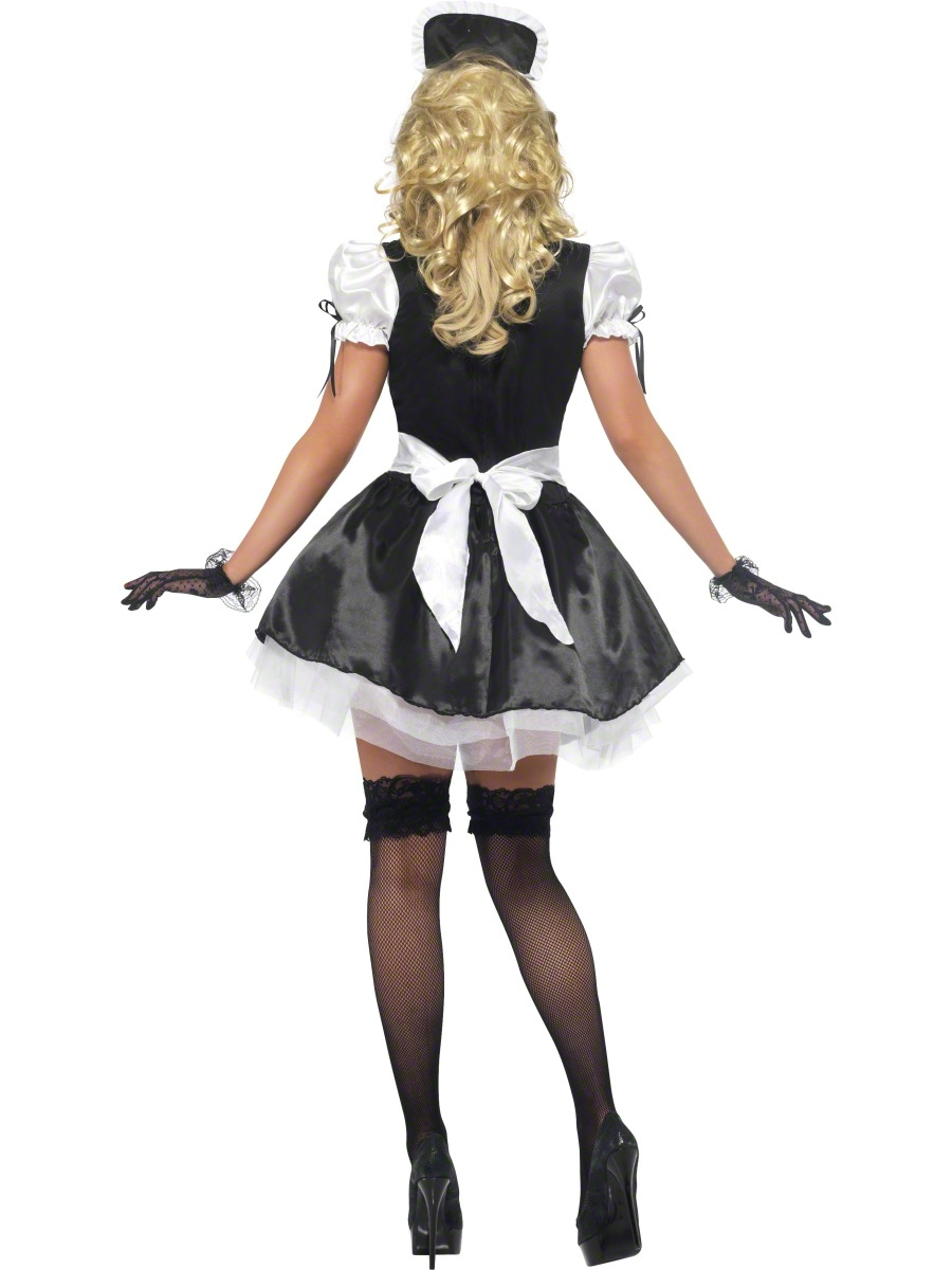 French Maid Fancy Dress Costumes & Outfits, Fancy Dress ...