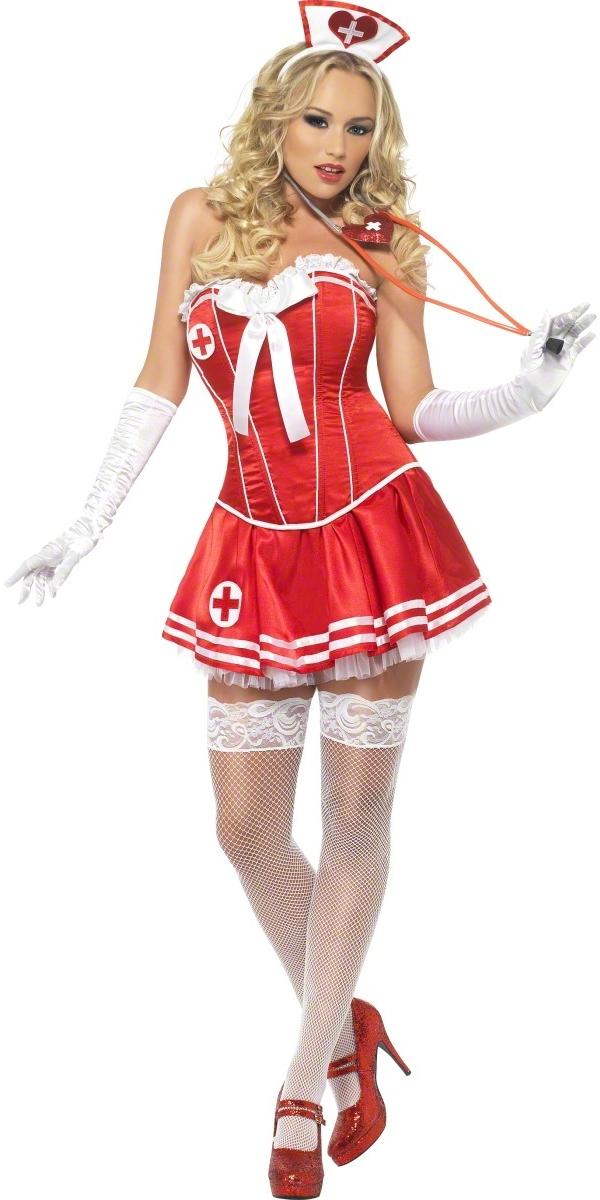 Fever Sexy Nurse Costume