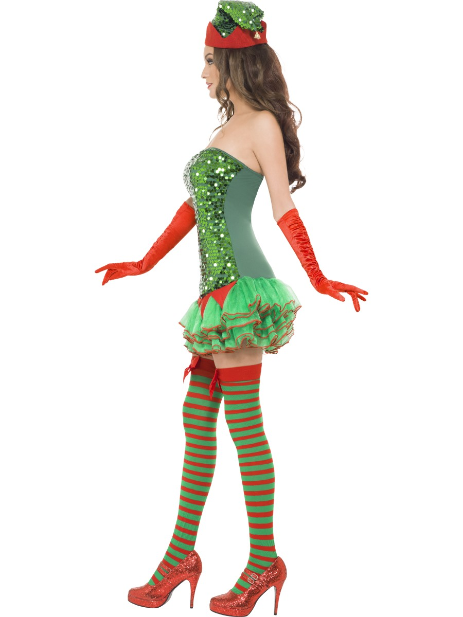 how to make an elf costume