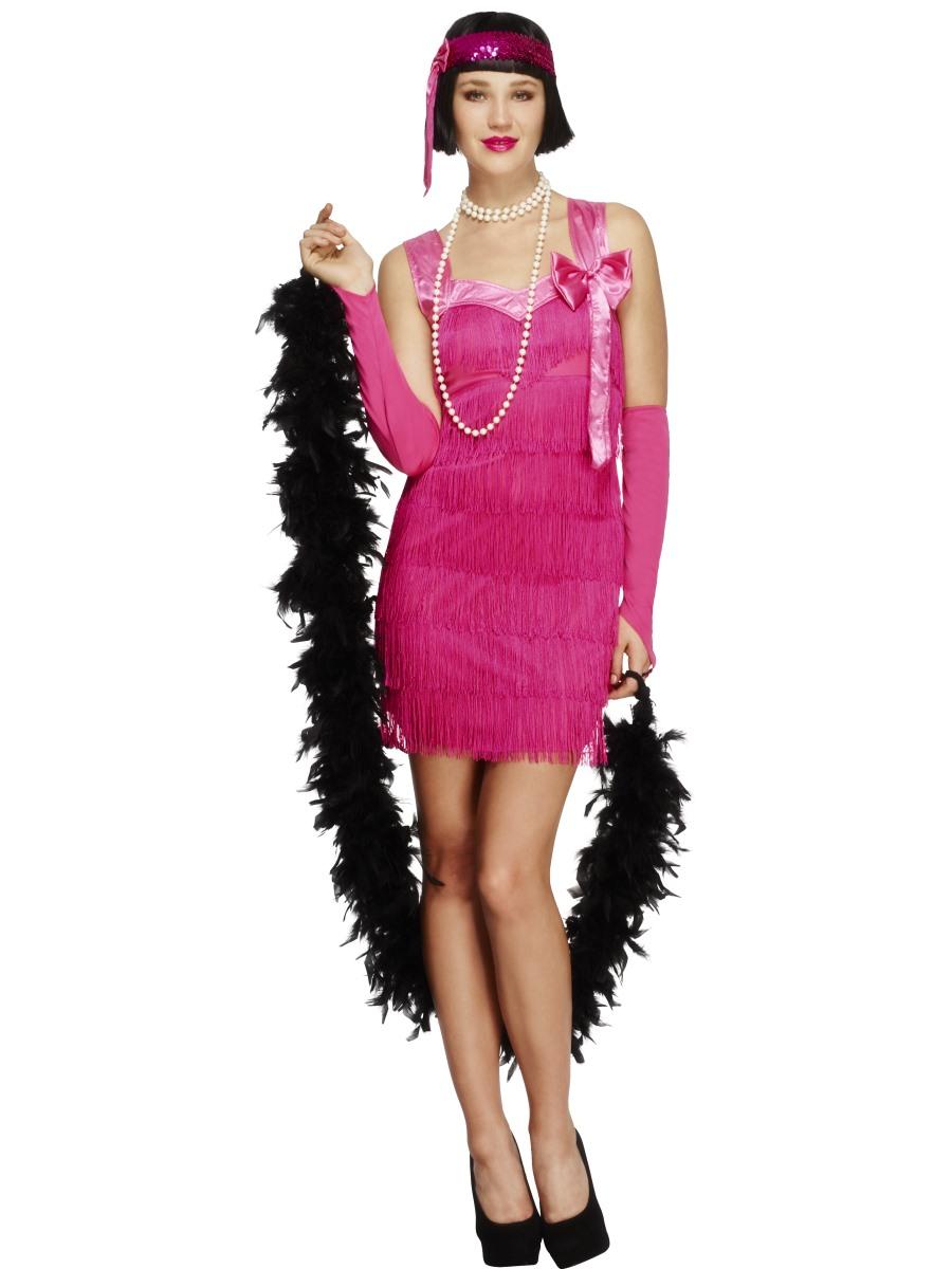 Adult Fever Flapper Hotty Costume - 22789 - Fancy Dress Ball