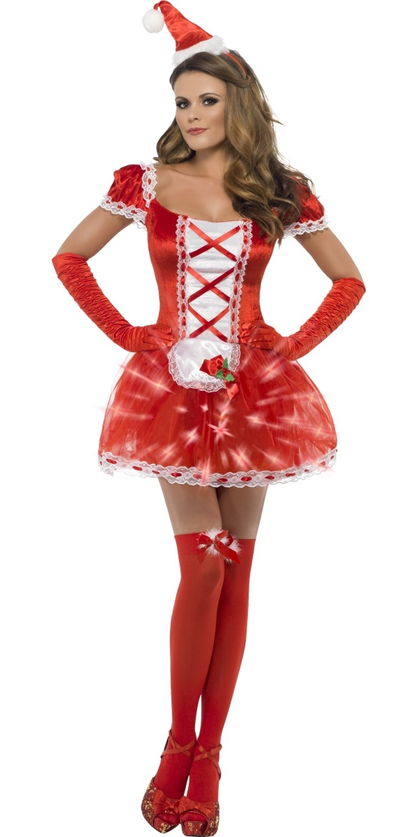 Santa fancy dress costumes outfits