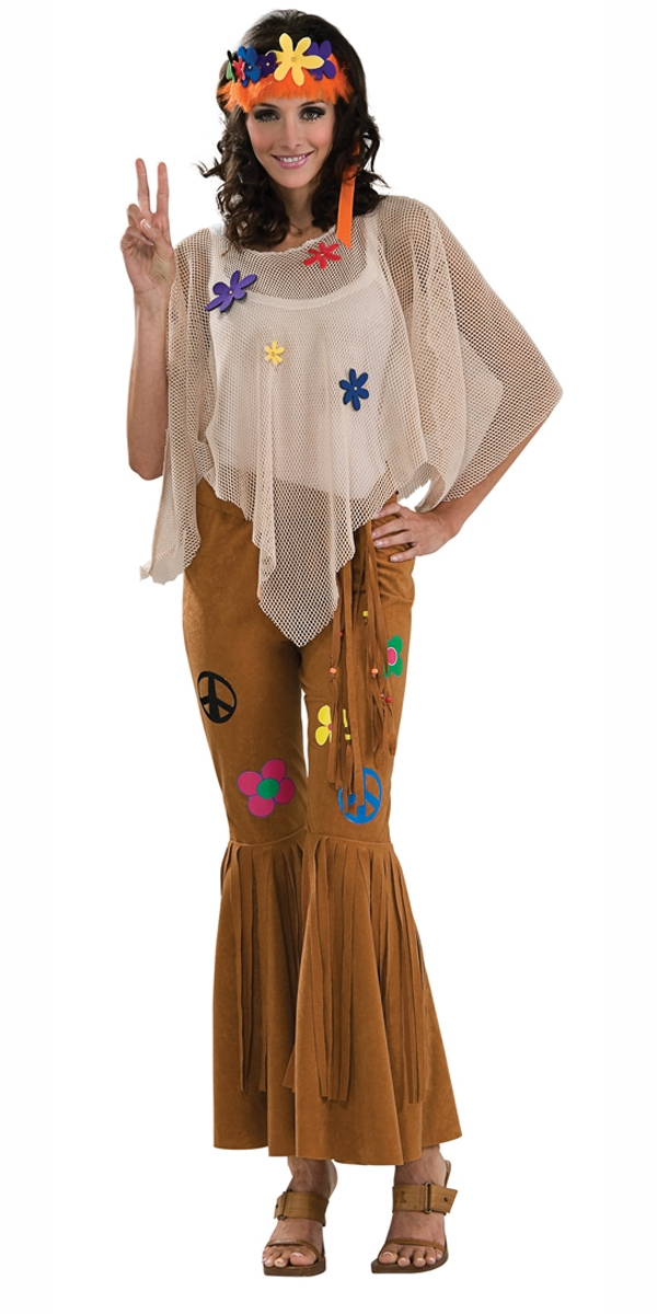To recieve an automatic email once we have flower child costume back