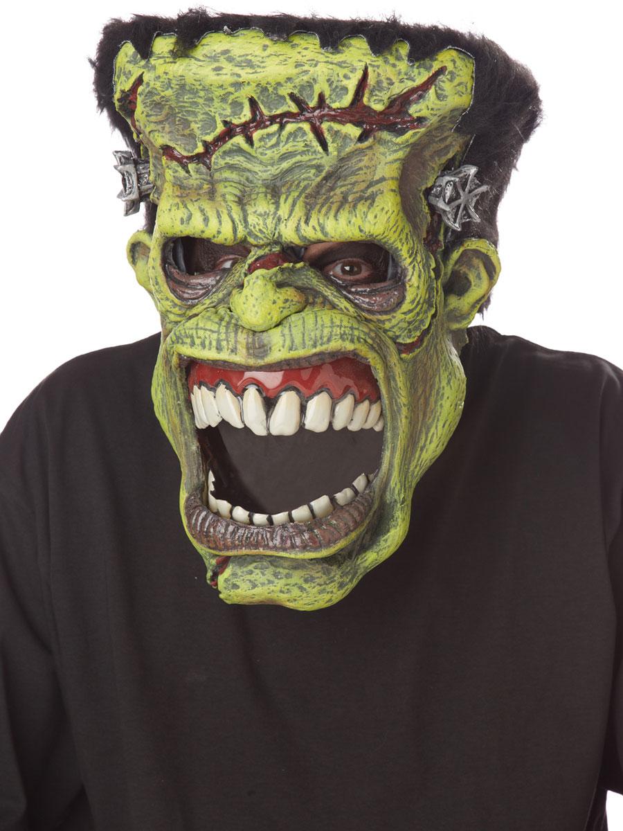 Frankenstein Ani Motion Mask 60583 Fancy Dress Ball