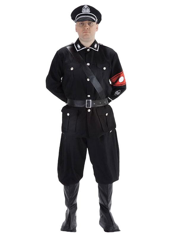 Adult German Gestapo Officer Costume 3134C Fancy Dress