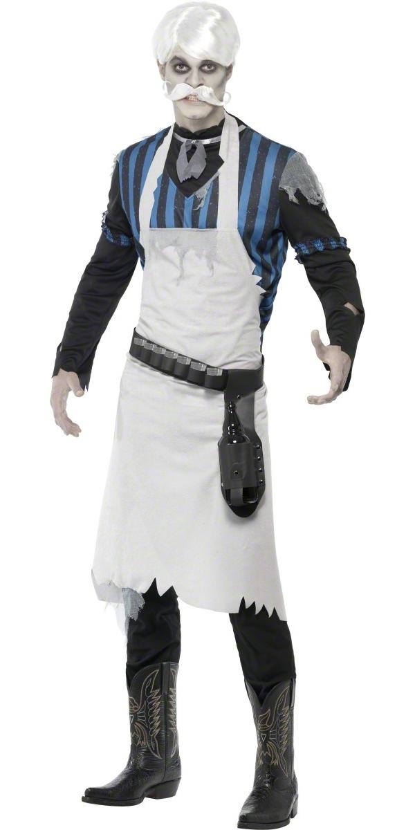 Adult Ghost Town Bar Keeper Costume 29482 Fancy Dress Ball