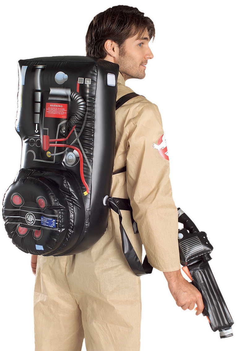 Adult Ghostbusters Costume 16529 Fancy Dress Ball