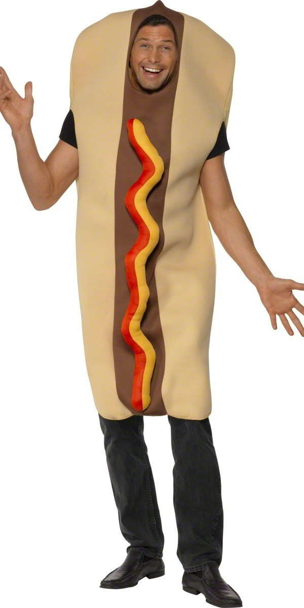 Home > Funny Costumes > Food & Drink > Giant Hot Dog Costume Hot Dog Costume