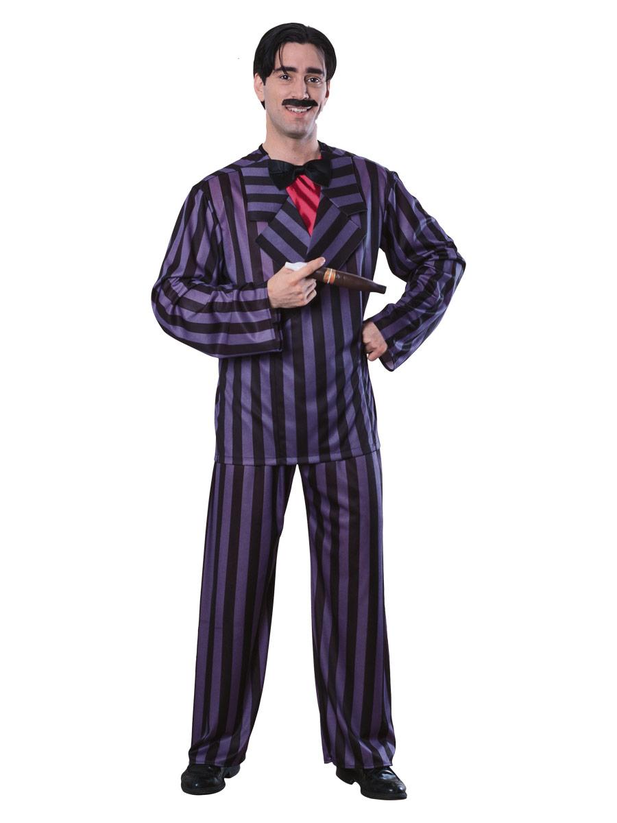 Adult Gomez Addams Costume - 15717 - Fancy Dress Ball