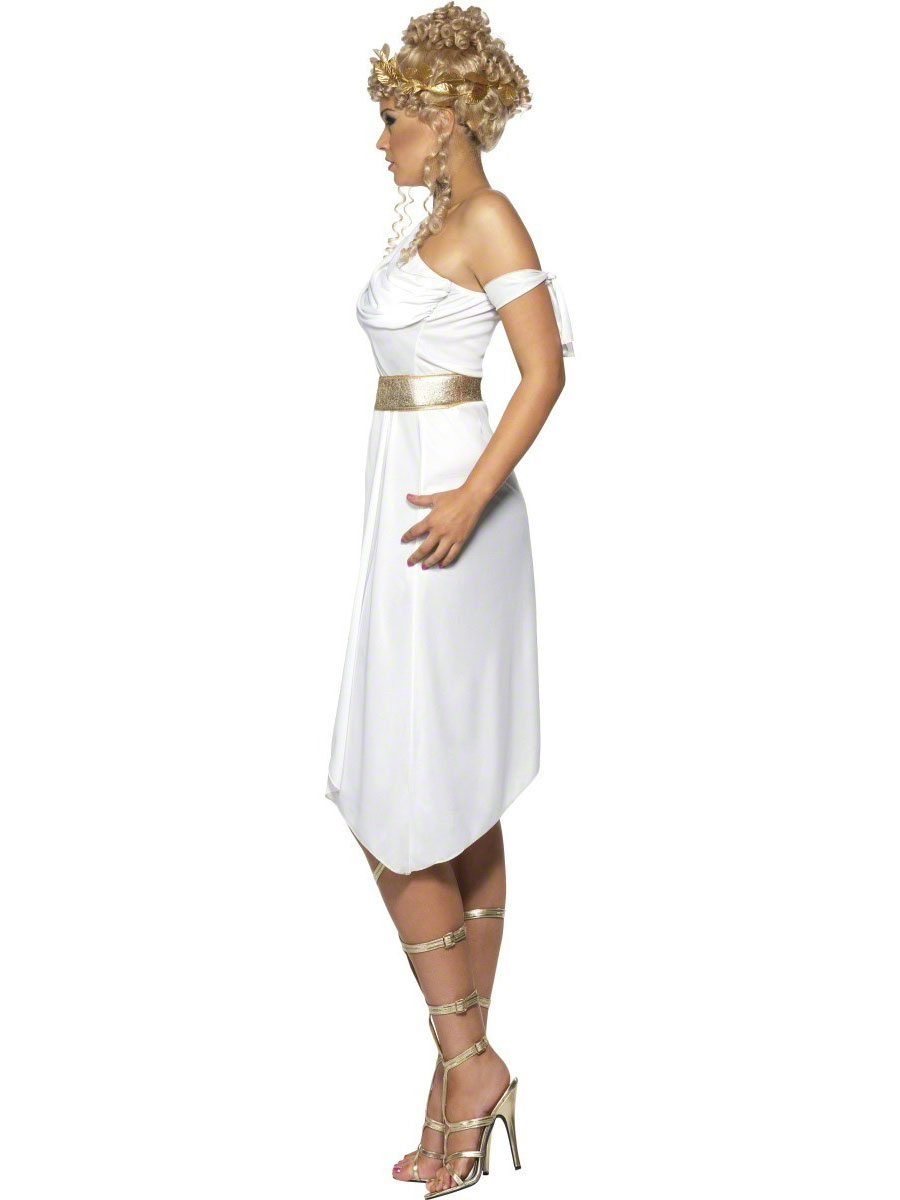 Greek Goddess Costume - 20371 - Fancy Dress Ball