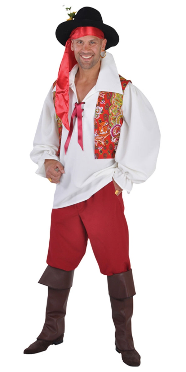 Man Gypsy Costume http://www.fancydressball.co.uk/world-costumes/irish-costumes/gypsy-man-costume-212201.htm