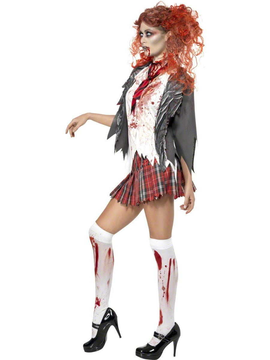 Awesome Serving Up Brains She Will Clean You Out Of Your Organs Before She Cleans The House Join The Uprising This Halloween With This Zombie Maid Womens Costume  Since 2007 And Have The Biggest Range Of Fancy Dress In The Southern