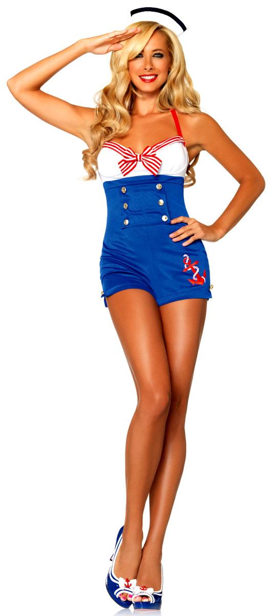 dfe38ee0817 Adult High Seas Honey Costume - 83638 - Fancy Dress Ball