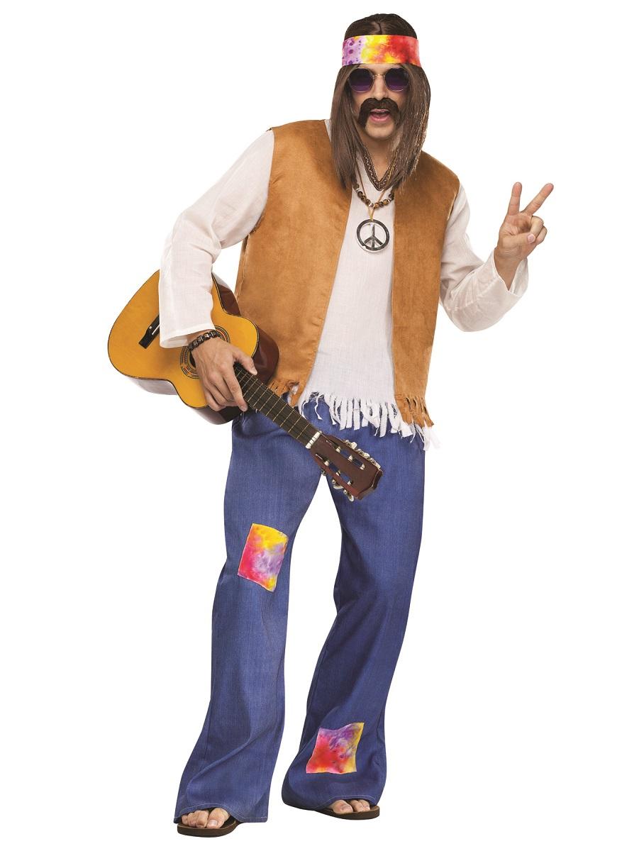 hippy costume 116204 fancy dress