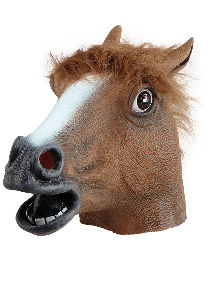 Horse Mask Bm160 Fancy Dress Ball