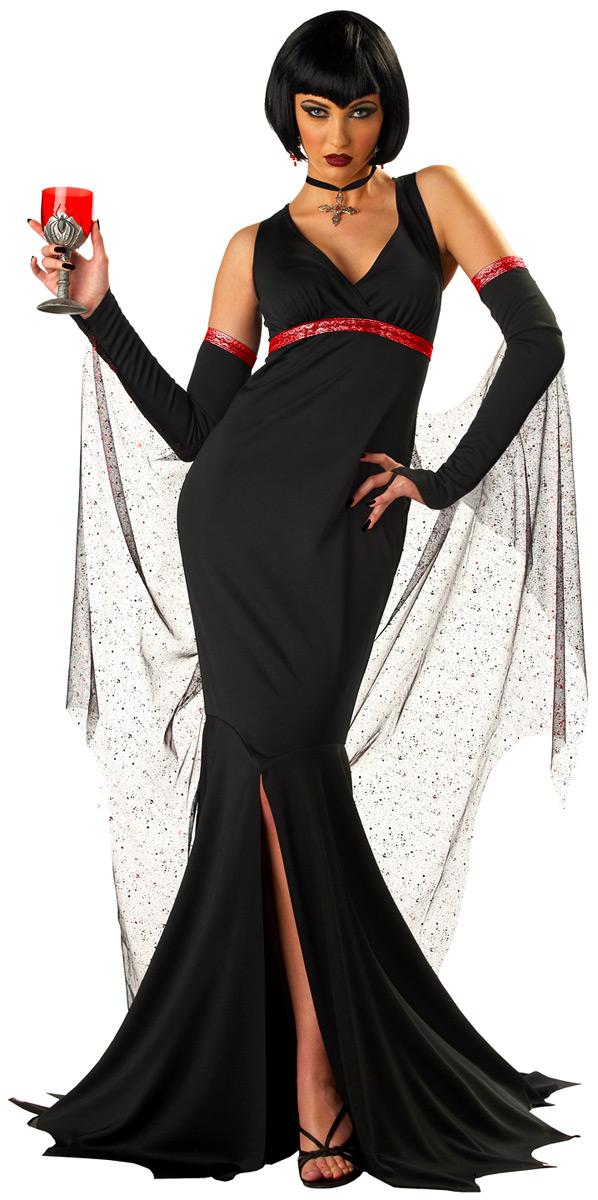 adult immortal seductress costume 00867 fancy dress ball. Black Bedroom Furniture Sets. Home Design Ideas