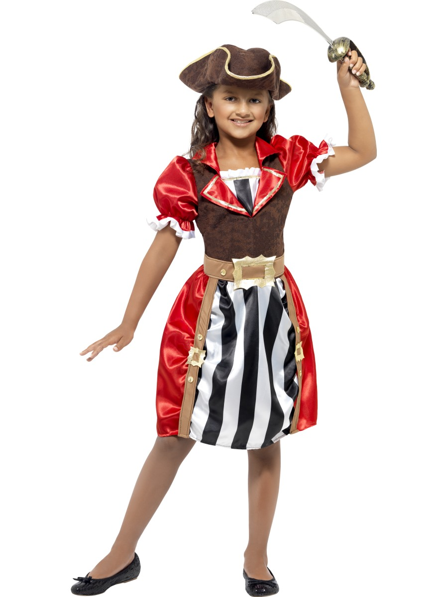 94b23064 Child Pirate Captain Costume - 41094 - Fancy Dress Ball