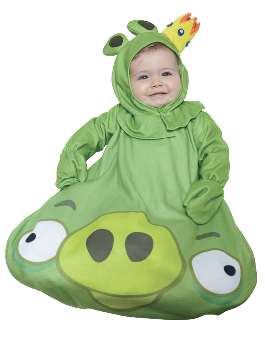 Infant Angry Birds King Pig Costume Pm769769 Fancy