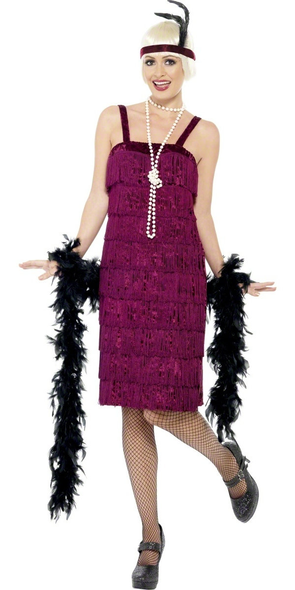 Daisy Buchanan Great Gatsby flapper costume