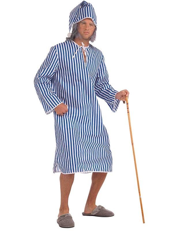Adult Scrooge Costume Ac640 Fancy Dress Ball