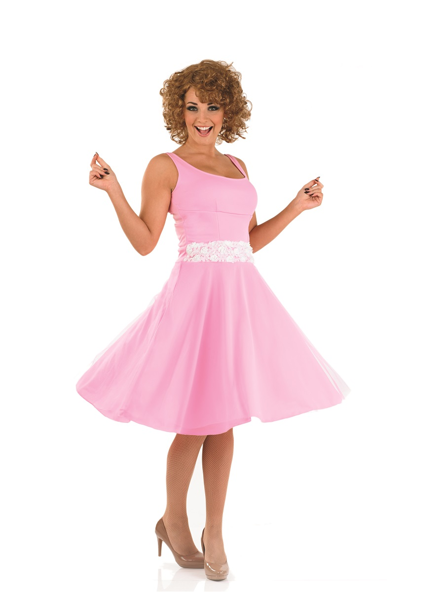 Ladies Baby Dancer Costume Fancy Dress Ball