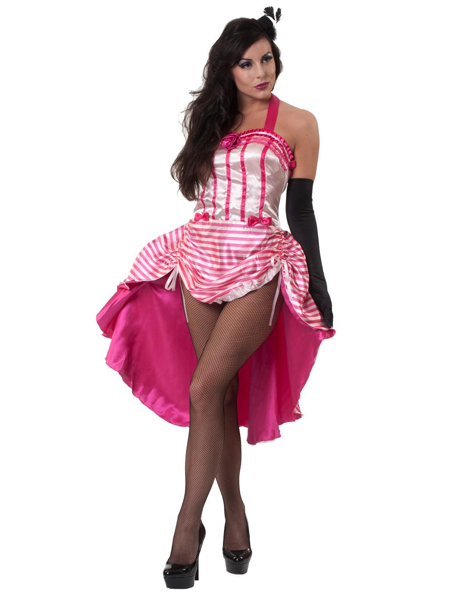Ladies Betsy Bon Bon Costume 996400 Fancy Dress Ball