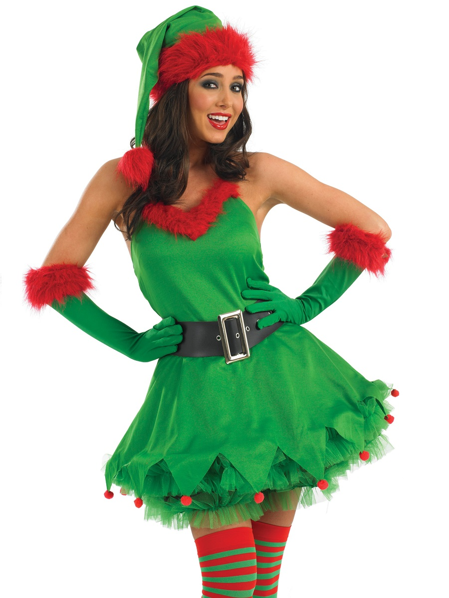 Ladies Christmas Dress hd pictures