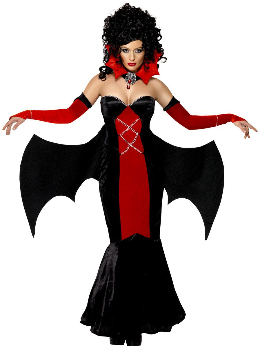 Adult gothic manor vampire costume 34490 fancy dress ball - Deguisement amy winehouse ...