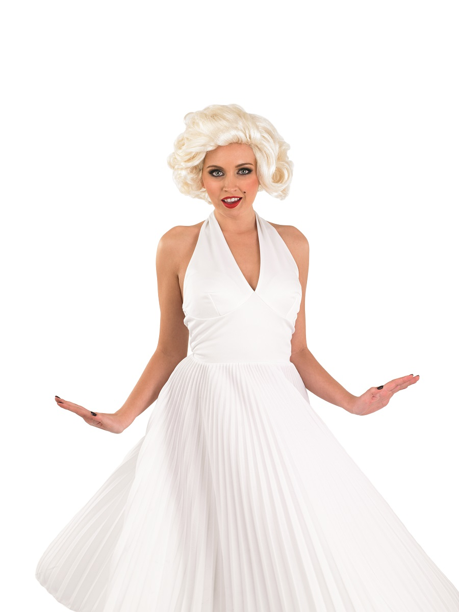 marilyn monroe costume for kids the. Black Bedroom Furniture Sets. Home Design Ideas