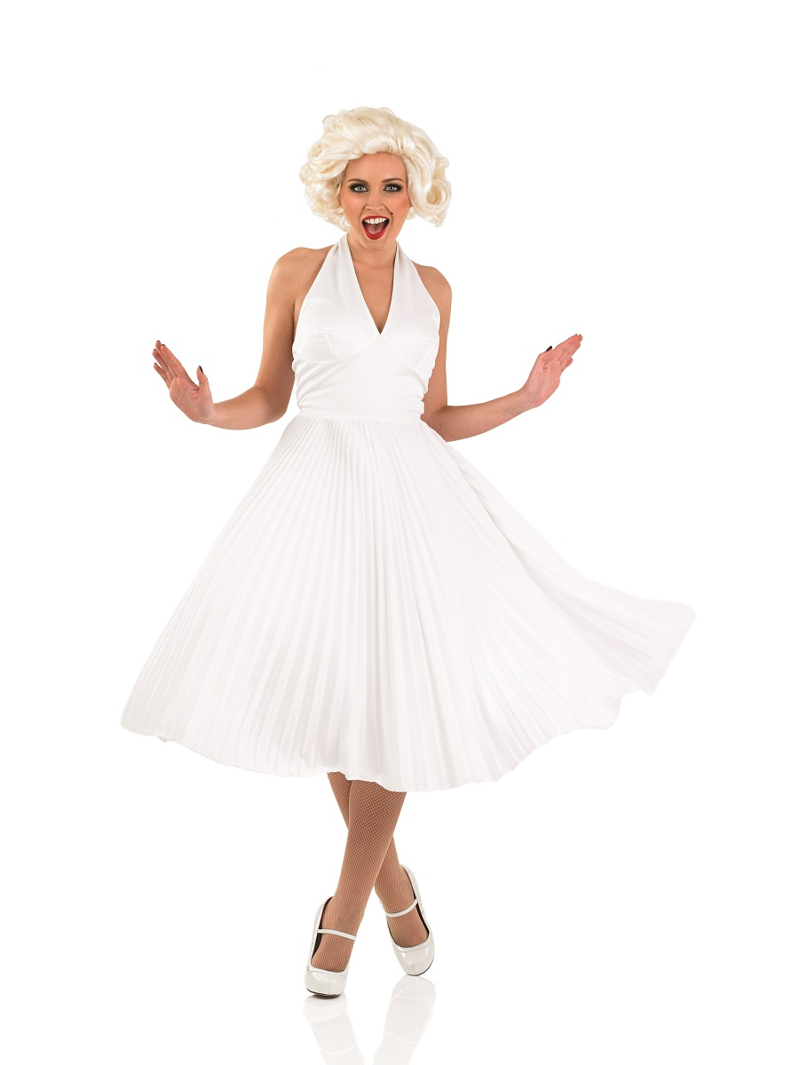 adult 50s film star marilyn costume fs3752 fancy dress. Black Bedroom Furniture Sets. Home Design Ideas