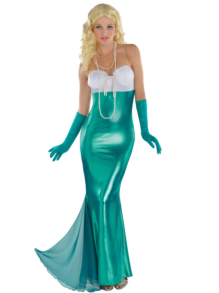 Adult Sexy Mermaid Costume  sc 1 st  Fancy Dress Ball & Adult Sexy Mermaid Costume - 997735 - Fancy Dress Ball