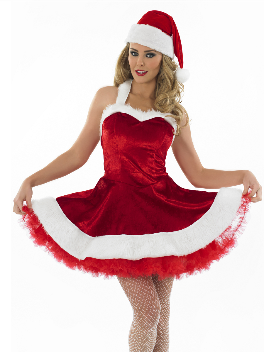 Pictures of women dressed for christmas and  porn girl