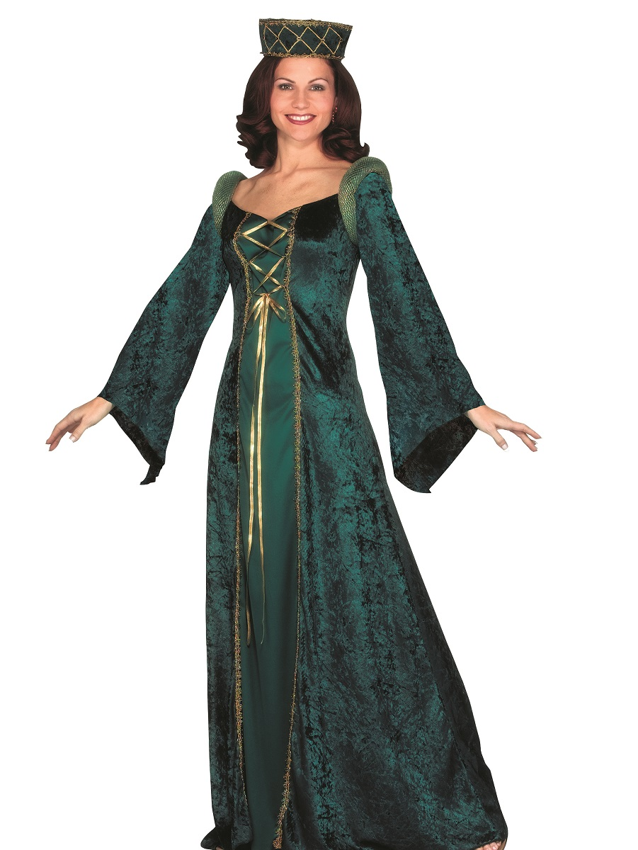 Adult Lady in Waiting Tudor Costume  sc 1 st  Fancy Dress Ball & Medieval Fancy Dress u0026 Tudor Costumes | Fancy Dress Ball