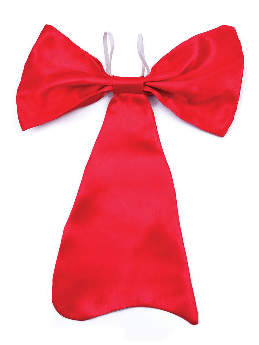 Large Red Bow Tie Ba1325 Fancy Dress Ball