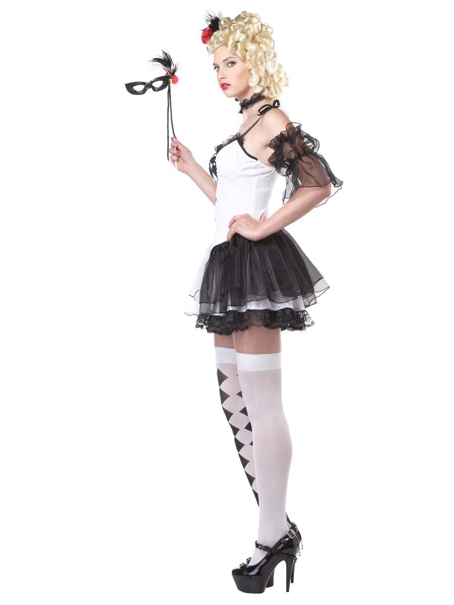 le belle harlequin costume 01066 fancy dress ball. Black Bedroom Furniture Sets. Home Design Ideas