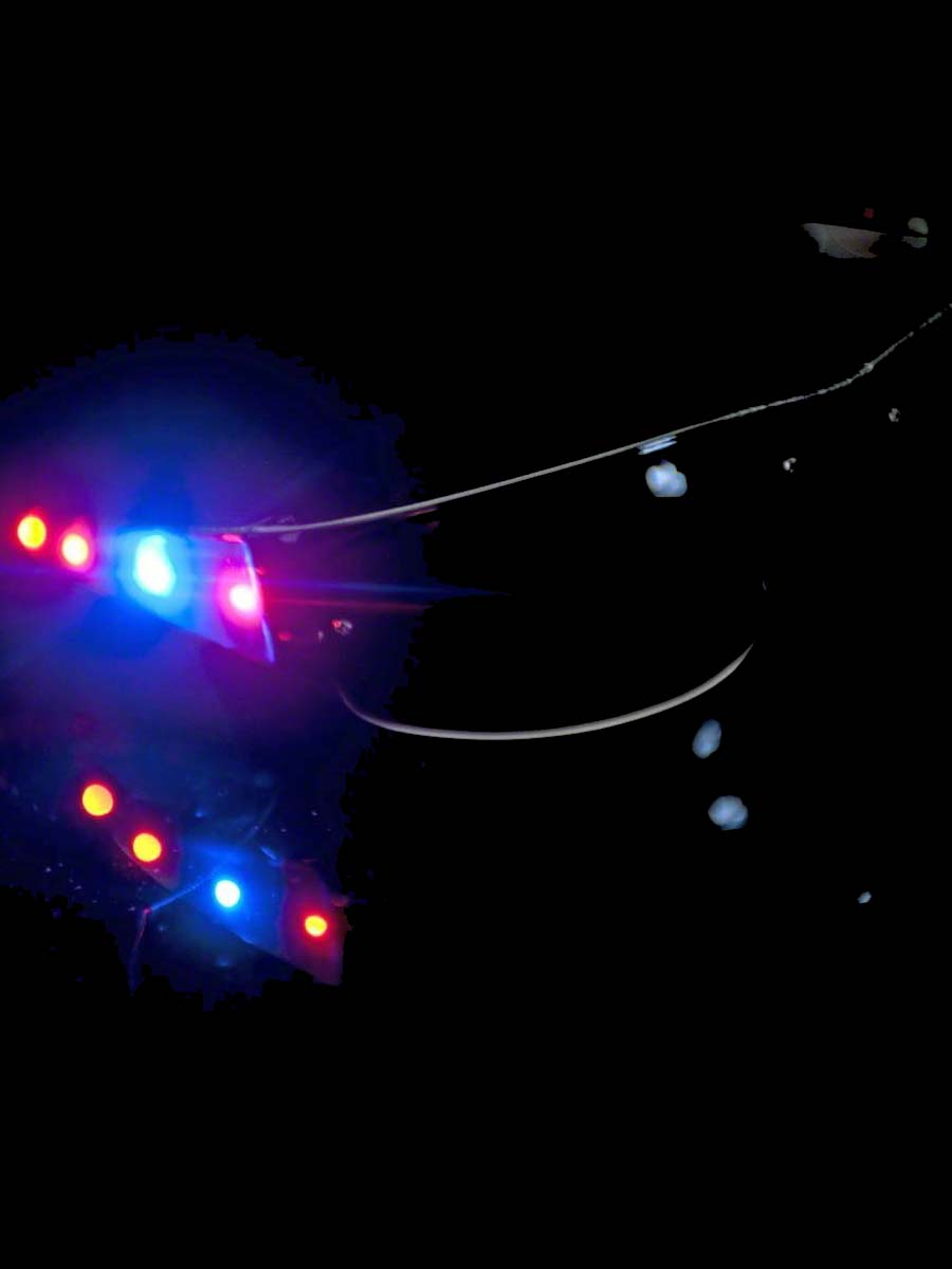 the neon light ball - photo #22