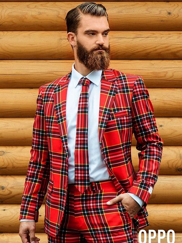 Adult lumberjack oppo suit 0044 fancy dress ball - Hipster anzug ...