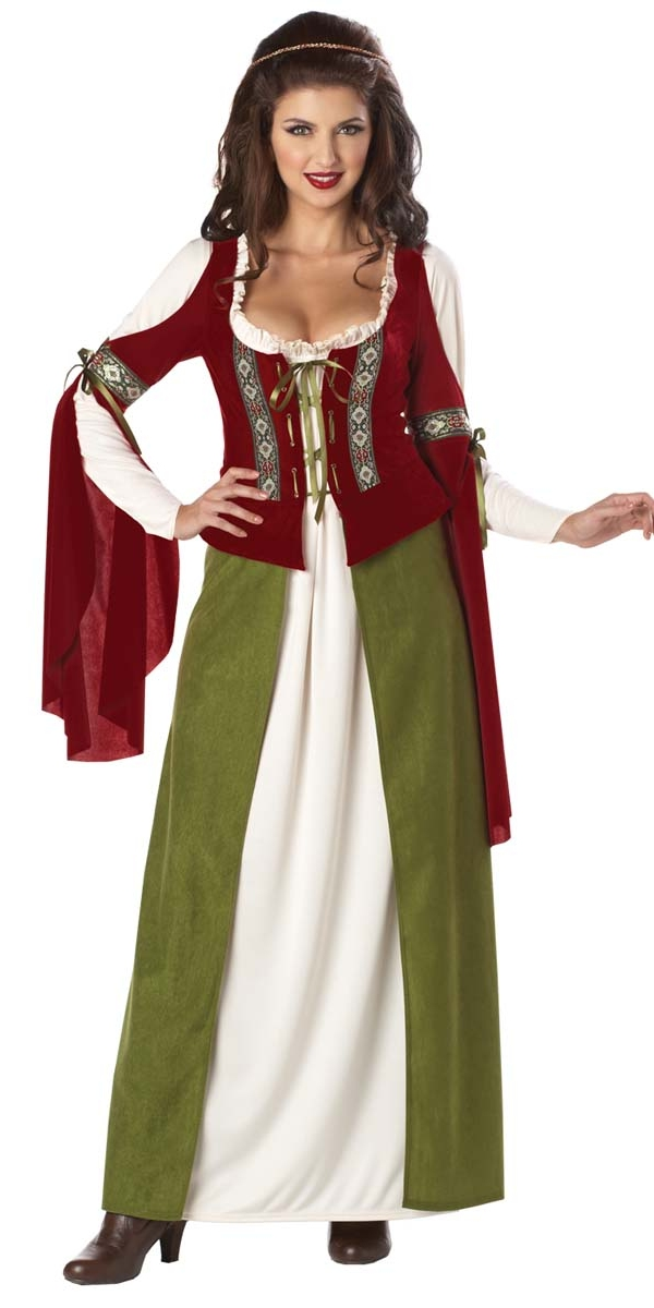 Maid Marian Halloween Costume