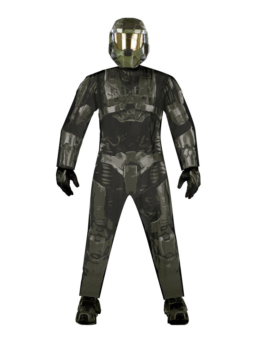 master chief costume 888677 fancy dress ball. Black Bedroom Furniture Sets. Home Design Ideas