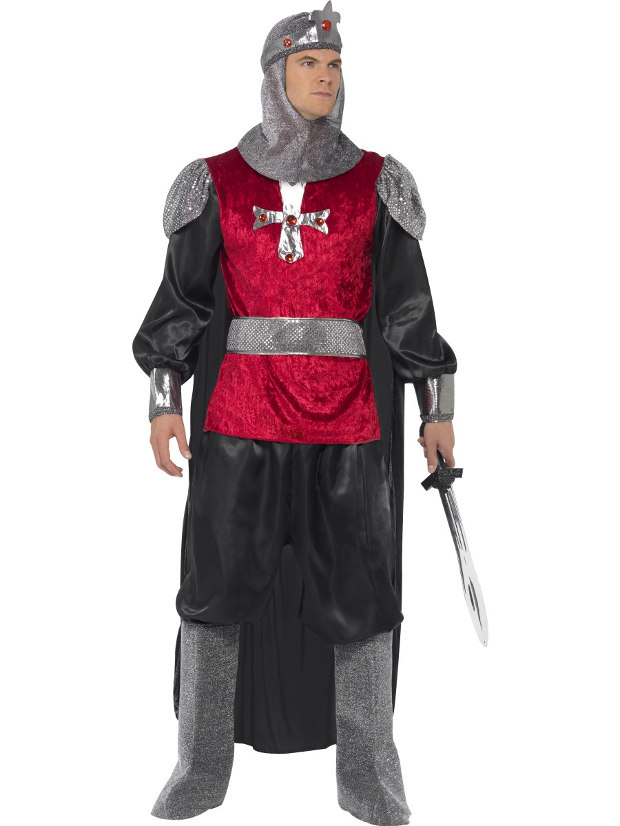 Medieval Knight Costume 25050 Fancy Dress Ball  sc 1 st  Meningrey & Medieval Knights Costume - Meningrey