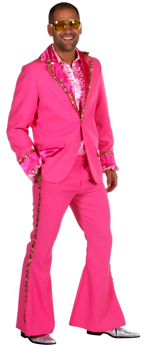 Mens Pink Suits Fashion Color Pictures
