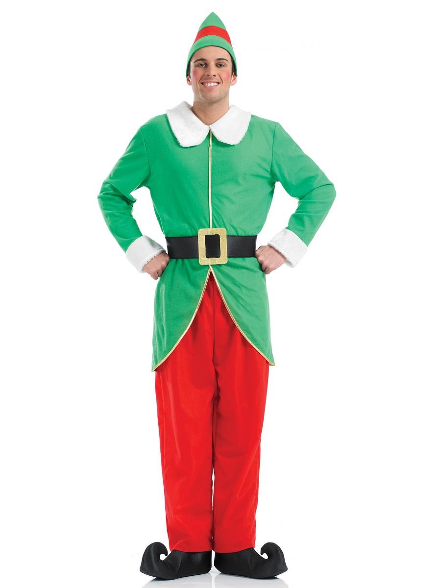 Adult mens elf costume fs3122 fancy dress ball